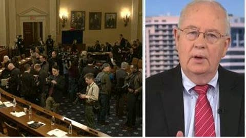 Ken Starr: Dems setting stage for most partisan impeachment in history