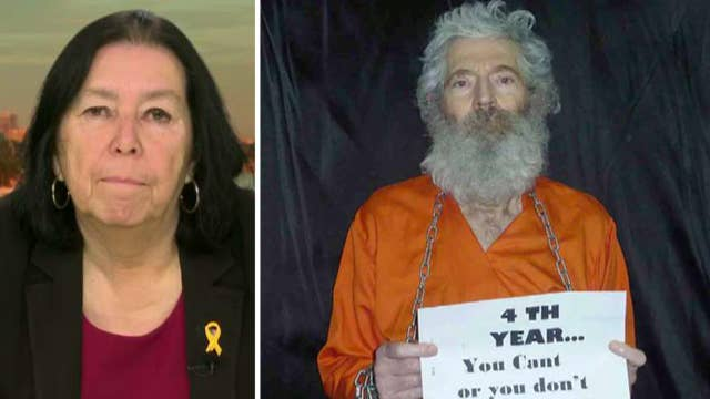 Wife of longest-held American hostage in history speaks out: We need to get him home now