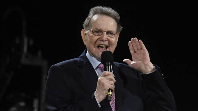 Christian evangelist and founder of Christ For All Nations, Reinhard Bonnke, has died