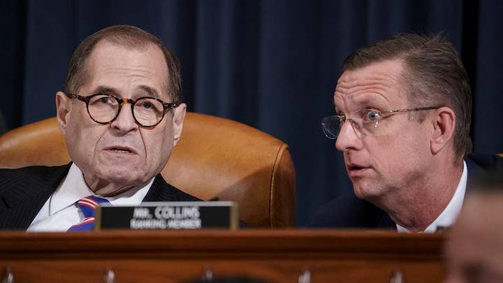 House Judiciary Committee holds hearing on Trump impeachment inquiry