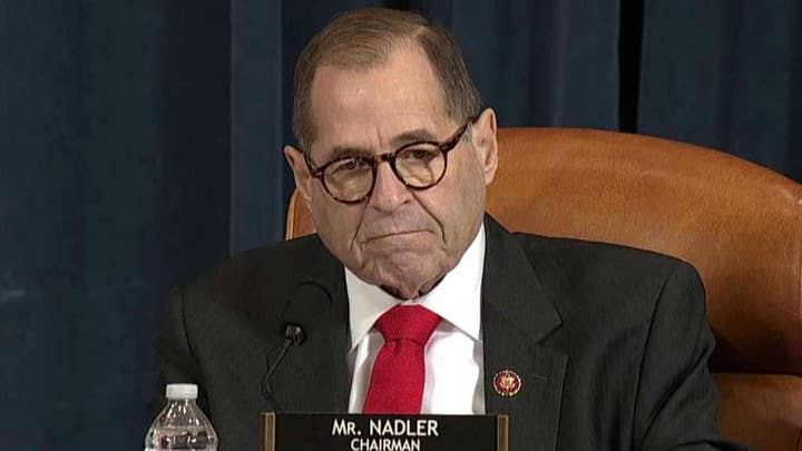 Rep. Jerry Nadler: 'President Trump put himself before country'