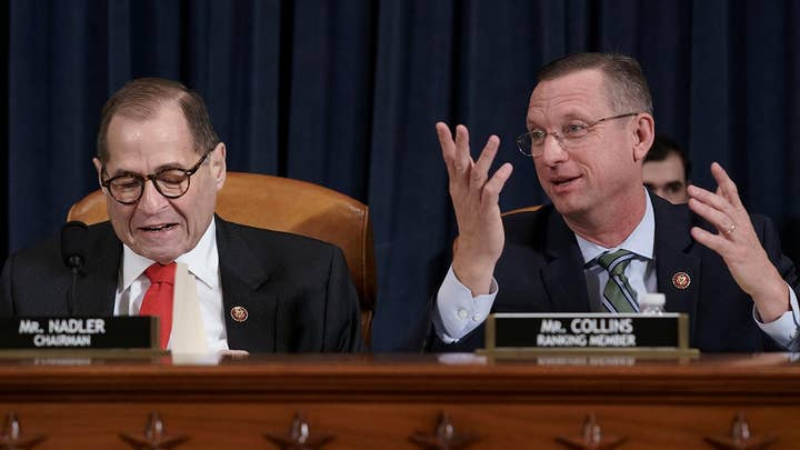 Impeachment hearing gets heated: Republicans push Nadler to schedule minority hearing day