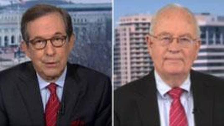 Chris Wallace & Ken Starr spar over Clinton-Trump impeachment parallels