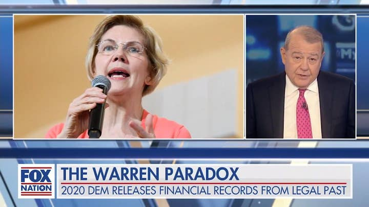 Varney slams Warren after financial records released: You 'want to abolish the system that made you rich'