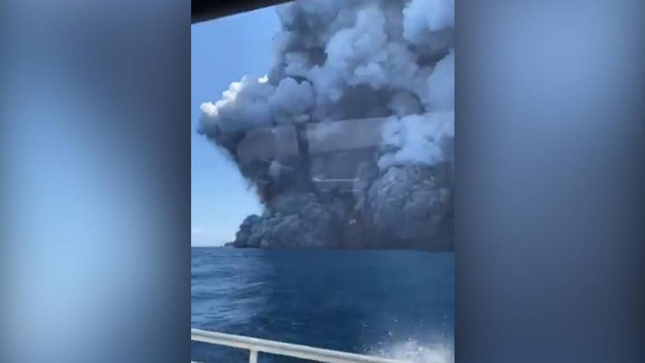 Five dead, several missing after volcano erupts in New Zealand