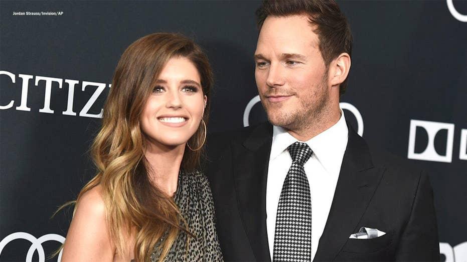Katherine Schwarzenegger recalls a 'nerve-racking' moment with husband Chris Pratt