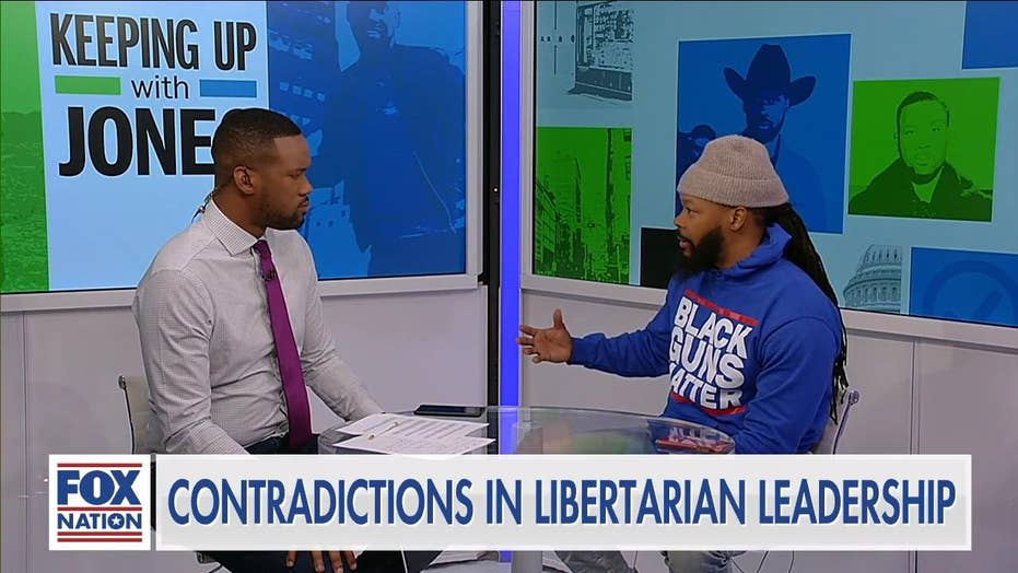 African-American libertarian, gun-rights, activist: 'What I love about President Trump'