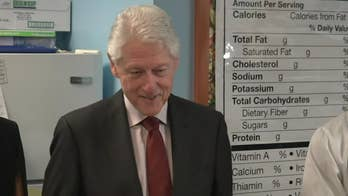 Bill Clinton comments on articles of impeachment against President Trump