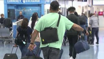 47.5 million Americans expected to fly over the holiday season