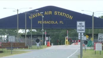 Hundreds of Saudi military pilots grounded after NAS Pensacola shooting