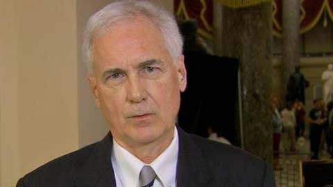 McClintock: Trump 'commanded by constitution' to conduct Ukraine relations