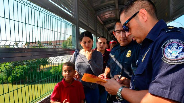 Border apprehensions dropped in November for sixth straight month