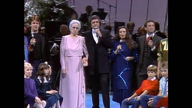 Johnny Cash's Christmas Special returns