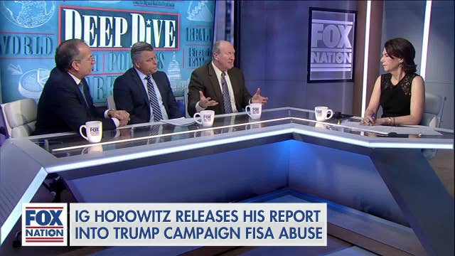 Obama's Attorney General nowhere to be found in Horowitz FISA report raising new questions