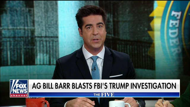 Watters: Horowitz report basically shows 'Hillary bought a warrant' to spy on Trump campaign