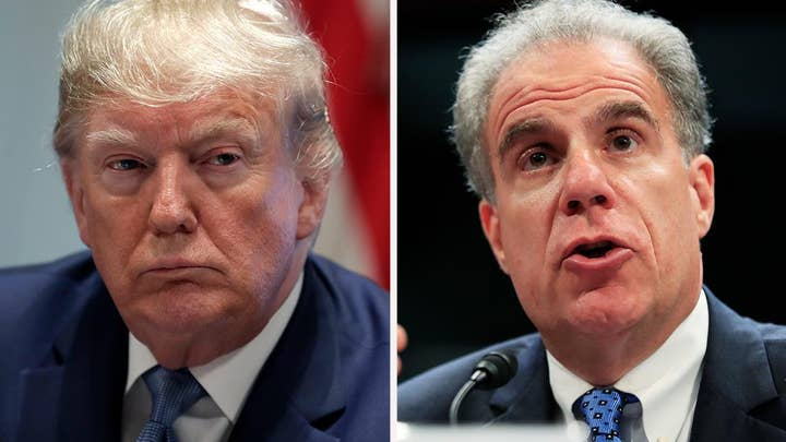 IG report finds mistakes but no political bias in FBI bid to spy on Trump campaign