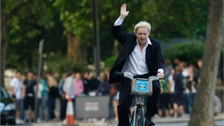 With Brexit pending, UK Prime Minister Boris Johnson released a campaign parody of 'Love Actually'