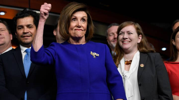 Rep. McClintock says Pelosi is taking Red Queen's approach to impeachment: Sentence first, verdict afterward