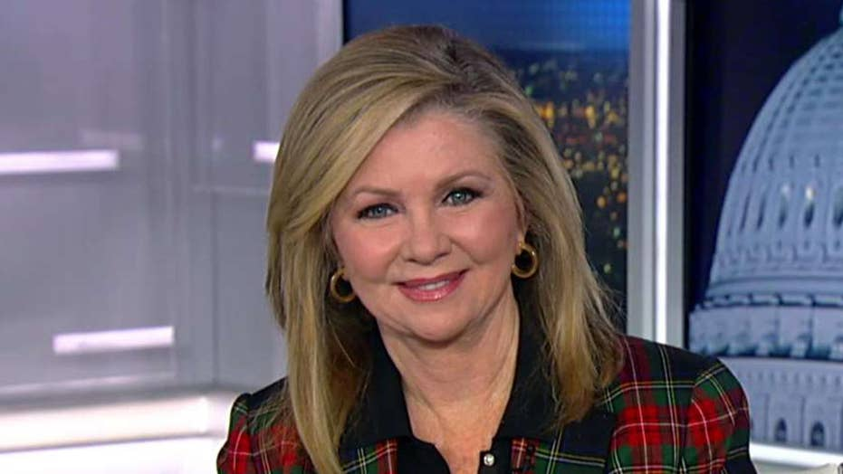 Sen. Blackburn on IG report: It is astounding they thought they could get away with this