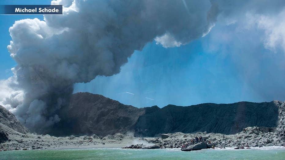 Sixth victim has died in New Zealand volcano eruption