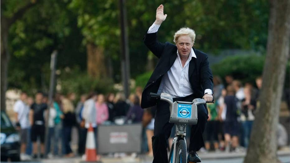 With Brexit pending, UK Prime Minister Boris Johnson released an awkward campaign parody of 'Love Actually'