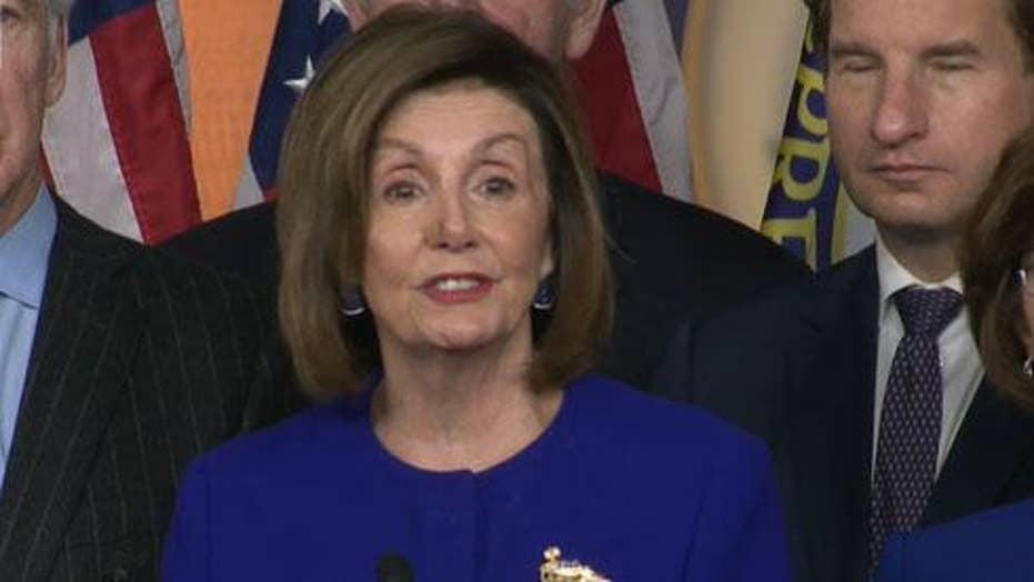 Nancy Pelosi: 'No question' USMCA 'much better than NAFTA'