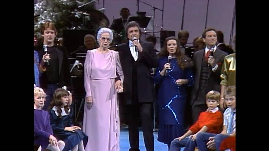 Johnny Cash's Christmas Special returns