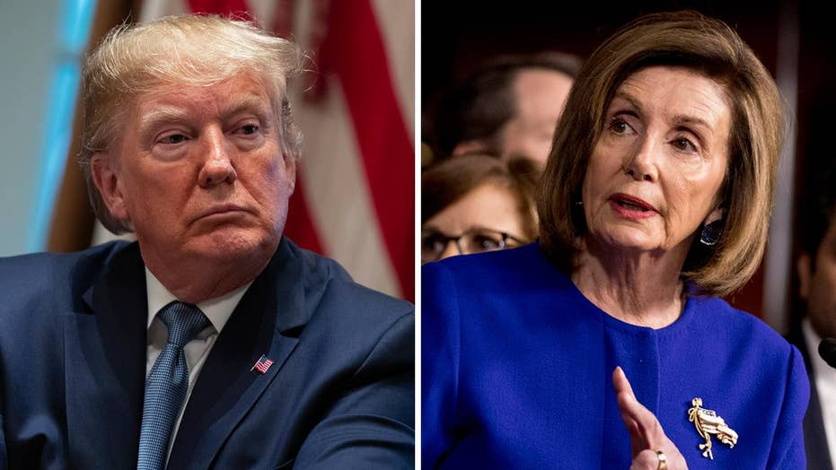Rep. Jim Banks: 'Shame on Speaker Pelosi' for politicizing impeachment and USMCA