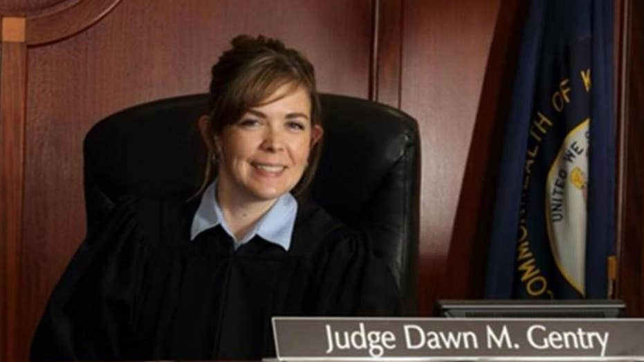 Kentucky judge faces disciplinary hearing for abuse of power and sexual misconduct with staffers