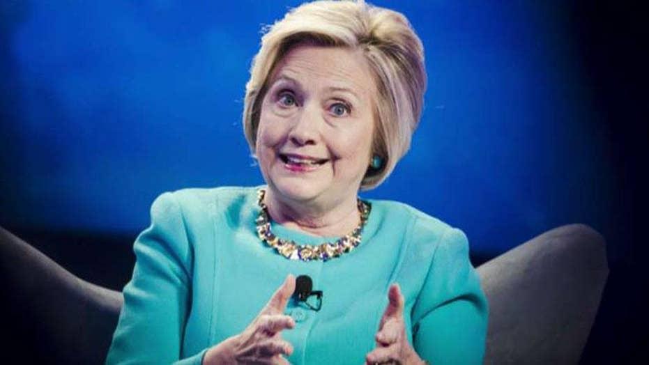 Hillary Clinton tops new 2020 Democratic poll