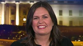 Sarah Sanders: 'This whole thing has been a complete and utter sham from the beginning'