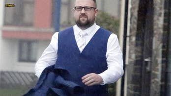 Best man found guilty of assaulting bride and her family after she tried to get groom to go to sleep