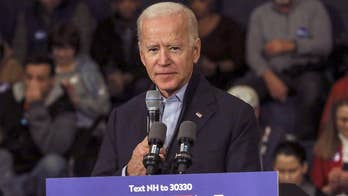 Fox News Poll: Biden still leads Democratic race as Warren drops