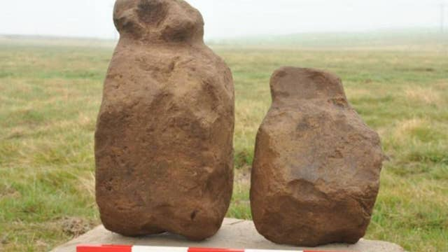 Scotland archaeologist team finds 4,000-year-old stones off country's coast