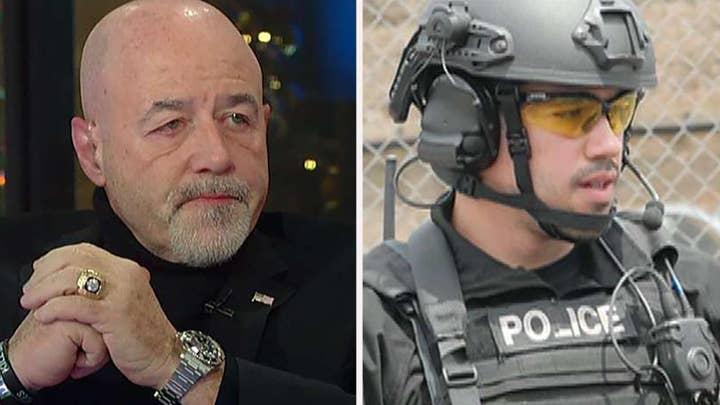 Bernard Kerik's son helped take down gunman in Jersey City shootout