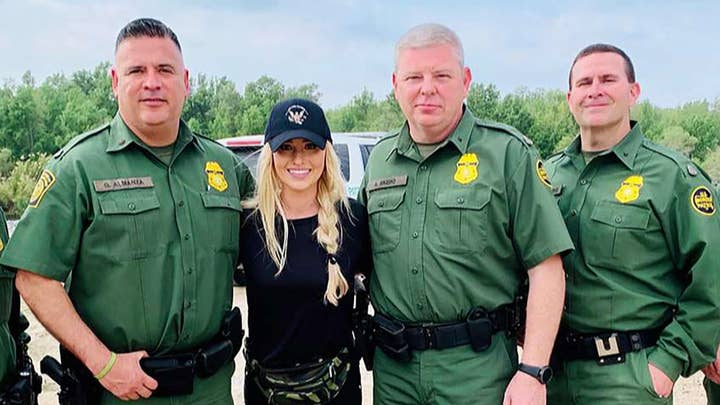 Tomi Lahren describes 'incredible difference' at the southern border