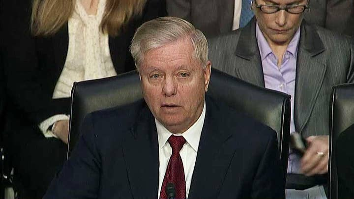 Graham opens IG hearing with scathing take on FISA report: 'The system failed'