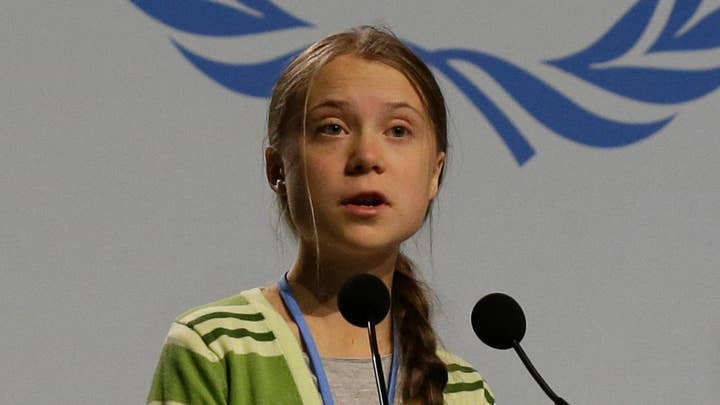 Time names Greta Thunberg its 2019 Person of the Year