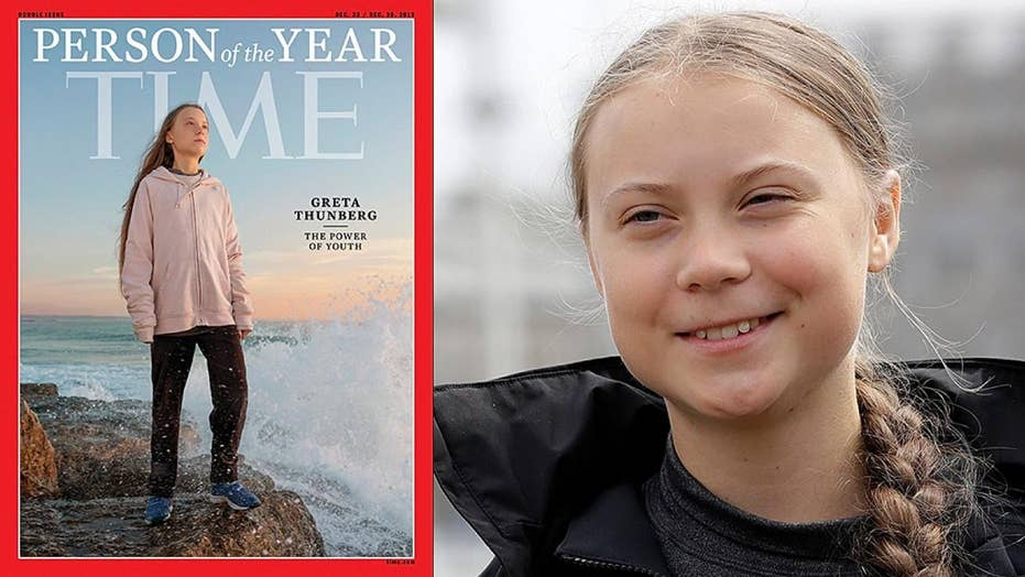 Time Magazine 'Person of the year' Greta Thunberg called a 'brat' by Brazilian president
