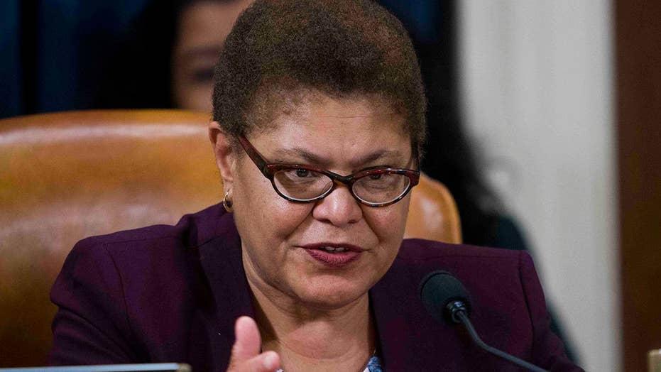 Democrat open to impeachment again if Trump wins in 2020