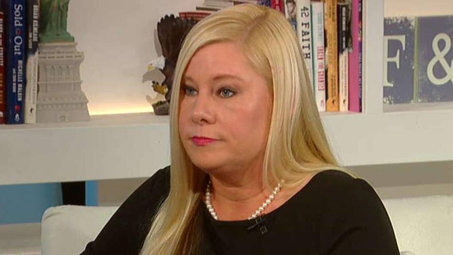 Widow says gun laws prevented her from protecting her husband from her stalker