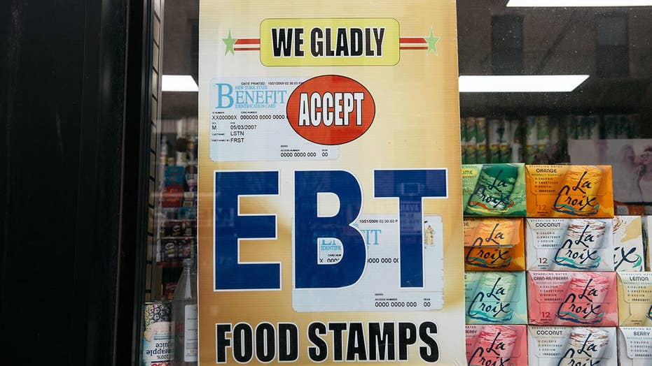 How the Trump administration's new food stamp restrictions may affect certain states