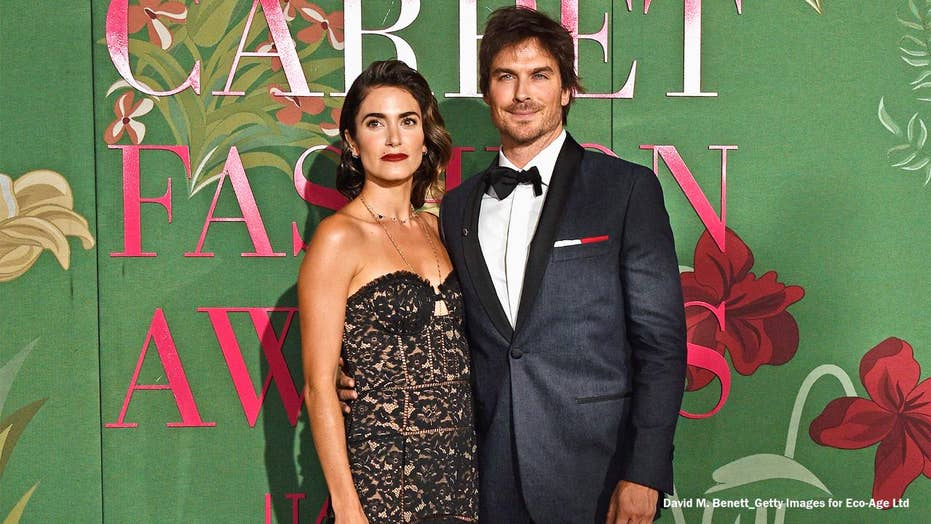 Ian Somerhalder recalls working with wife Nikki Reed in 'V Wars': 'I owe her 20 years of back massages'