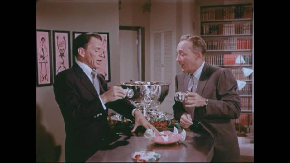 Frank Sinatra's Christmas special returns in time for holidays