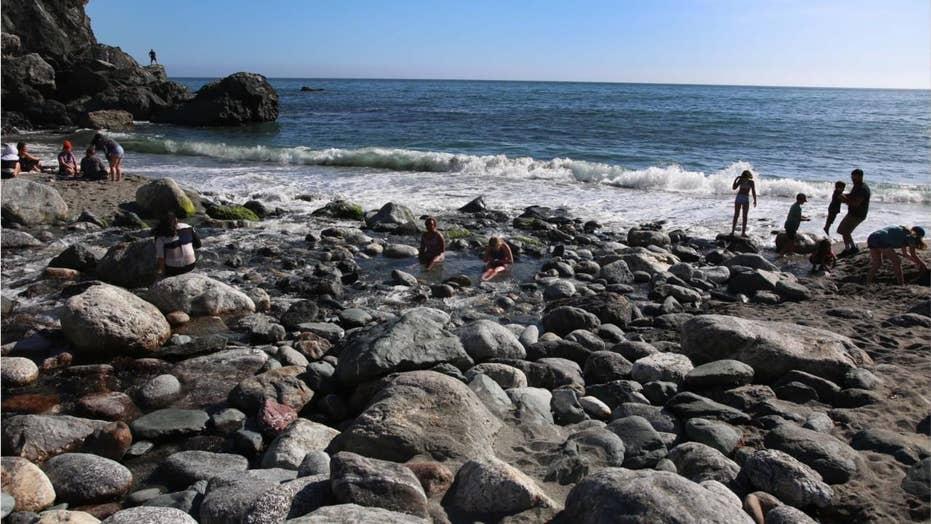 Massive field of strange holes discovered on sea floor off CA coast