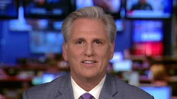 Rep. McCarthy: Democrats have had an impeachment timeline from the beginning