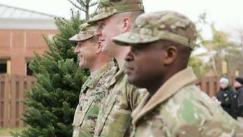 Trees for Troops working with American farmers to send Christmas trees to deployed military