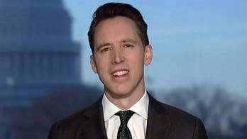 Sen. Hawley says FBI effectively meddled in the 2016 election