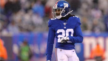New York Giants' Janoris Jenkins tweets derogatory message to fan while sitting out of practice