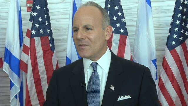 Exclusive interview with Special Envoy Elan Carr on anti-Semitism